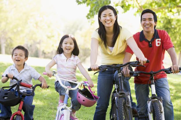 Hình ảnh có liên quan vincity Trải nghiệm phong cách sống mới tại Vincity Tây Mỗ Bike ride Health 624x416