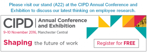 BMG is attending the 2016 CIPD Conference - BMG Research
